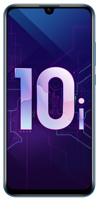 Honor 10i 4/128GB Blue (Синий) RU/A