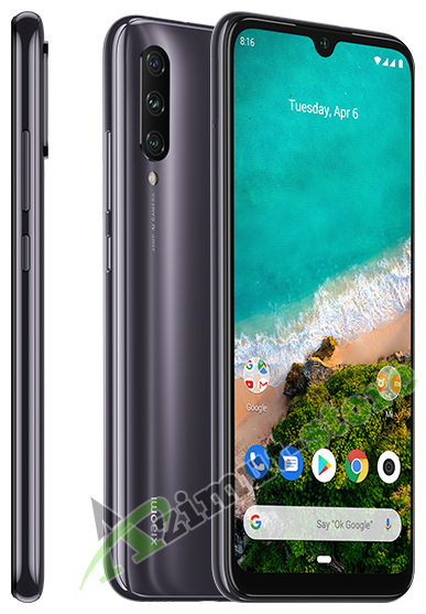 Xiaomi Mi A3 4/64Gb Gray (Серый) Global Version