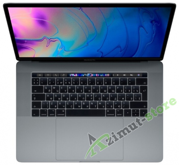 Apple MacBook Pro 13 Touch Bar Mid 2019 MV972 RU/A Space Gray (Intel Core i5 2,4 ГГц (восьмого поколения), SSD 512 ГБ, 8 ГБ) Iris Plus 655
