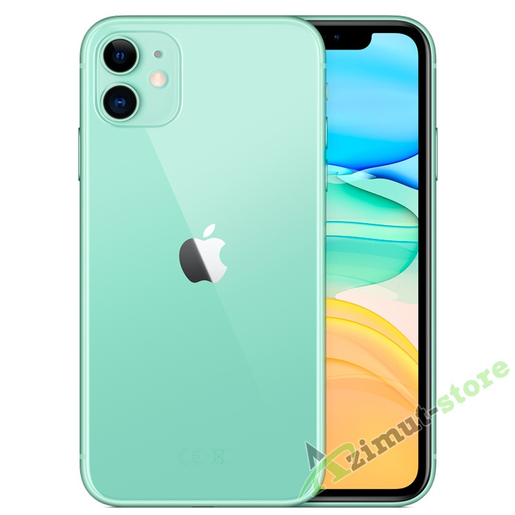 Apple iPhone 11 64GB Green EU