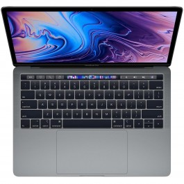 "Ноутбук Apple MacBook Pro 15 with Retina display Mid 2018 MR942RU/A Space Gray (Intel Core i7 2600 MHz/15.4""/2880x1800/16GB/512GB SSD/DVD нет/AMD Radeon Pro 560X/Wi-Fi/Bluetooth/macOS)"