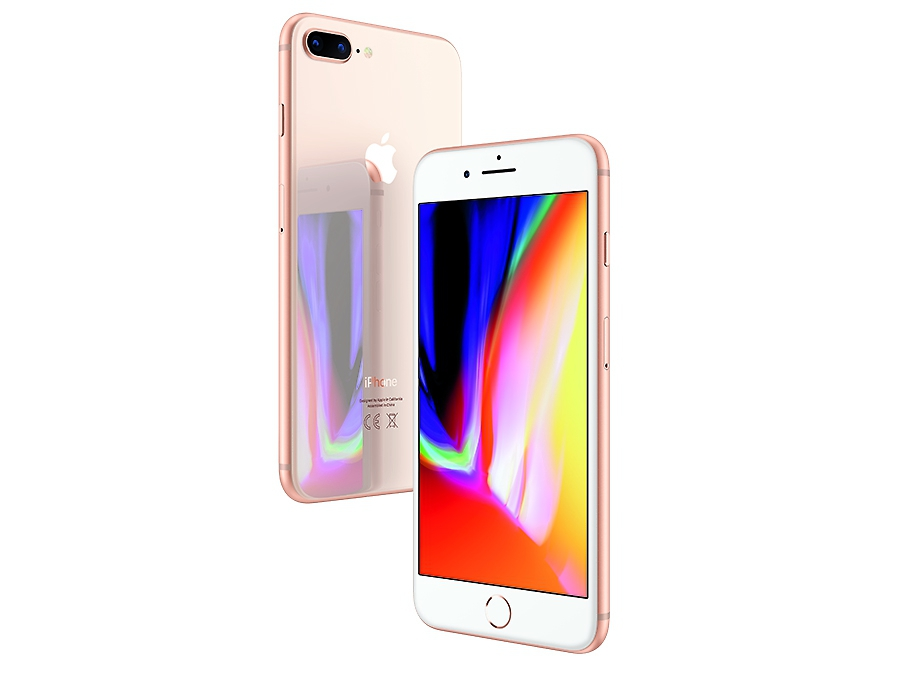 картинка Apple iPhone 8 Plus 64GB Gold RU/A от магазина Azimut-store