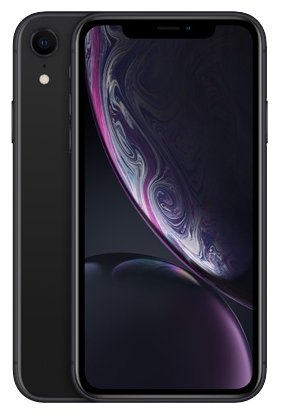 Apple iPhone XR 64GB Black EU (черный)