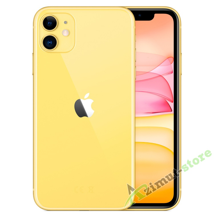 Apple iPhone 11 128GB Yellow RU/A