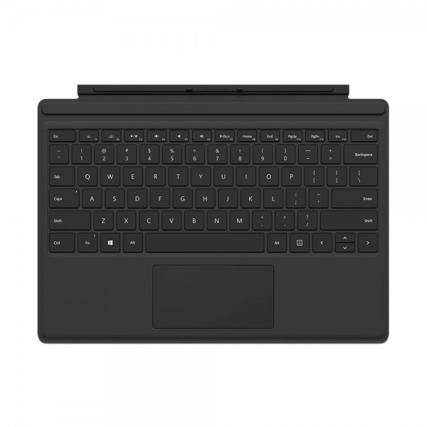 Клавиатура Microsoft Surface Pro 4/5 Type Cover (Black)