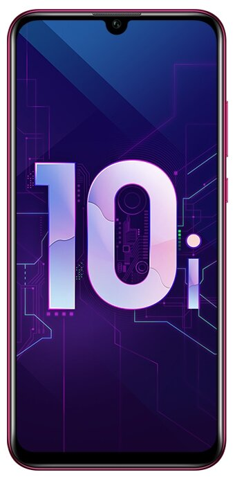 Honor 10i 4/128GB Red (Красный) RU/A
