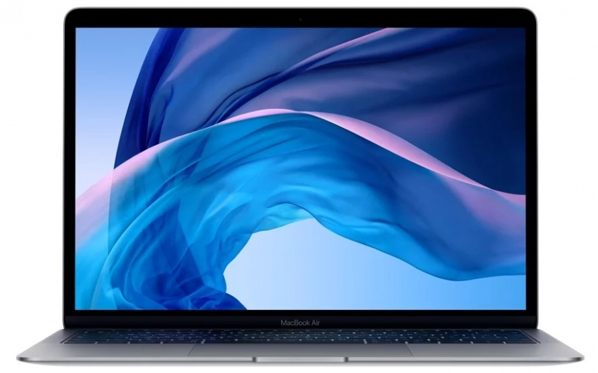 "Ноутбук Apple MacBook Air 13 with Retina display Late 2018 MRE82LL/A (Intel Core i5 1600 MHz/13.3""/2560x1600/8GB/128GB SSD/DVD нет/Intel UHD Graphics 617/Wi-Fi/Bluetooth/macOS) Space Gray (Серый космос)"