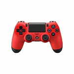 Sony Dualshock 4 Red Геймпад для PS4 (красный)