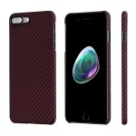 Чехол Pitaka Aramid Case для iPhone 7 Plus /8 Plus Black/Red Twill