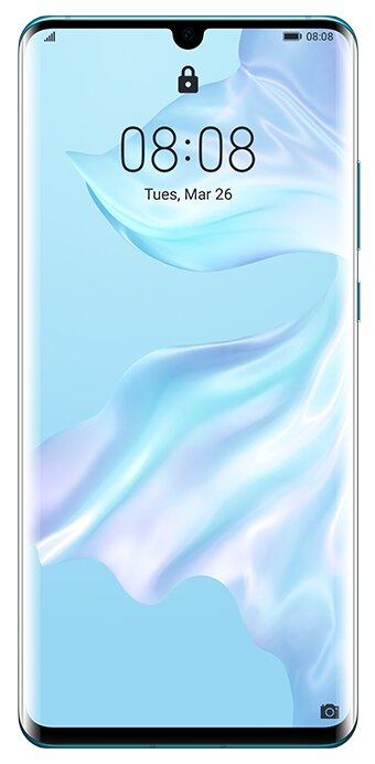 Huawei P30 Pro 8/256GB Breathing Crystal (Светло-Голубой) (2019) RU/A