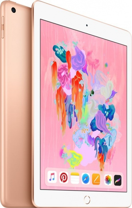 Apple iPad (2018) 128Gb Wi-Fi + Cellular (Gold)