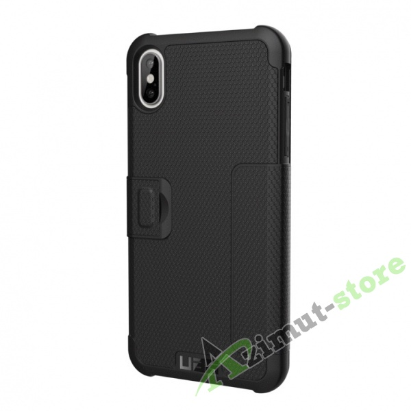 UAG Metropolis for iPhone XS Max Black (Черный)