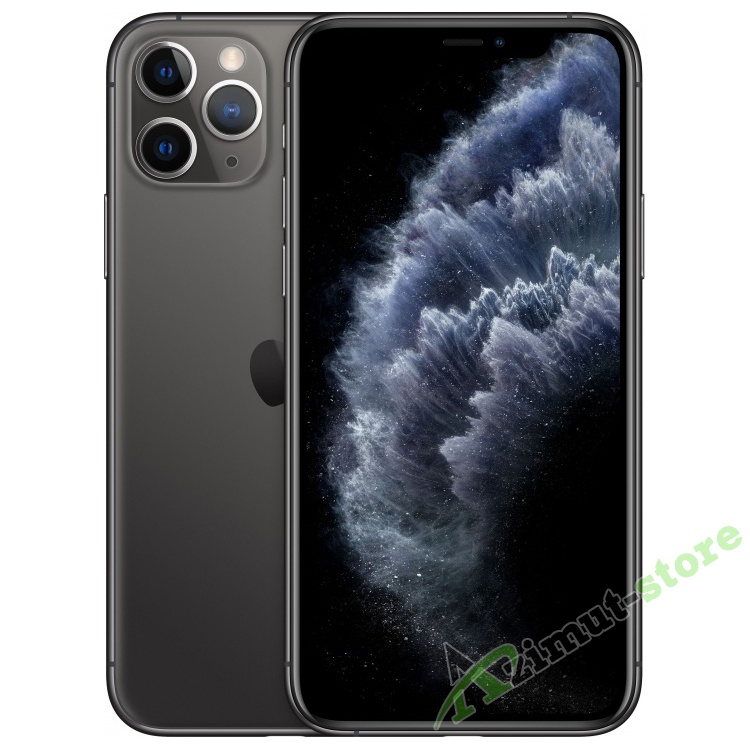 картинка Apple iPhone 11 Pro Max 256GB Space Gray RU/A от магазина Azimut-store