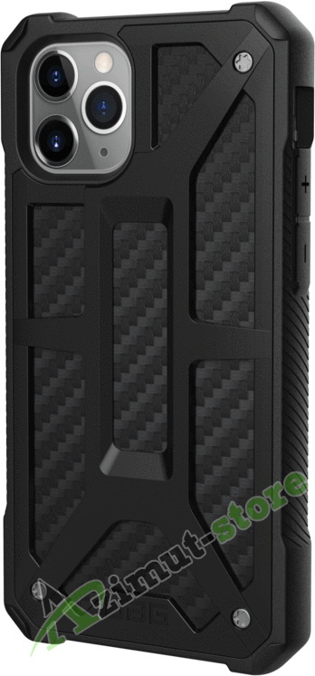 UAG Monarch for iPhone 11 Pro Max Carbon Fiber (Карбон)