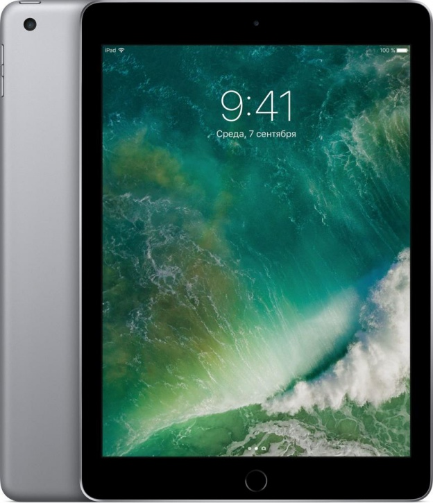 Apple iPad 128Gb Wi-Fi (Space Gray)