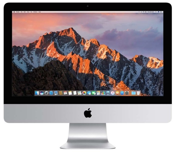 Apple iMac 21,5 2017 (Intel Core i5 2,3, 1000GB, 8GB, Intel Iris Plus Graphics 640) MMQA2RU/A