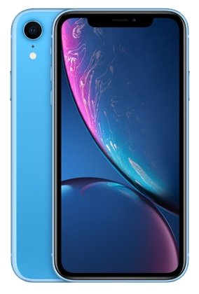 Apple iPhone XR 256GB Blue RU/A (синий)