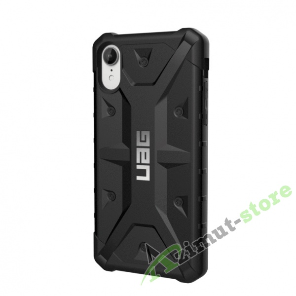 Чехол UAG Pathfinder Series для iPhone XR Black (Черный)