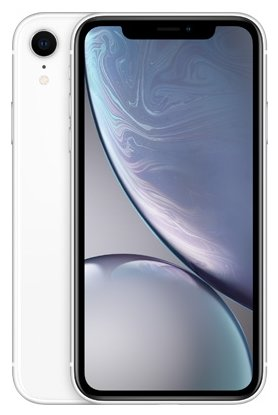 Apple iPhone XR 64GB White RU/A (белый)