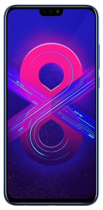 Honor 8X 4/64Gb JSN-L22 Blue/Синий RU/A
