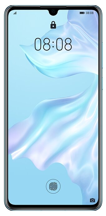 Huawei P30 6/128GB Breathing Crystal (Светло-Голубой) (2019) RU/A