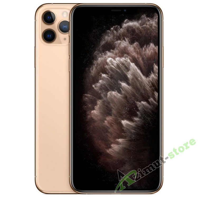 Apple iPhone 11 Pro Max 256GB Gold EU