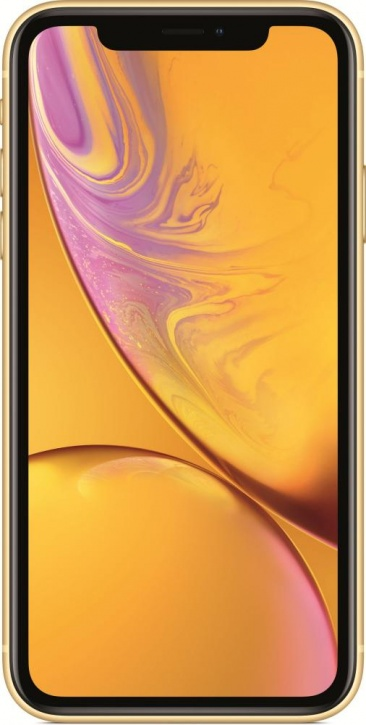 Apple iPhone XR 128GB Yellow RU/A (желтый)