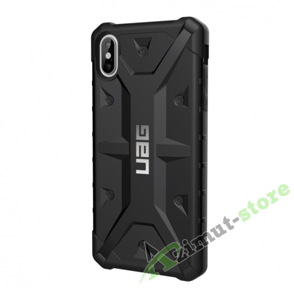 Чехол UAG Pathfinder Series для iPhone XS Max Black (Черный)