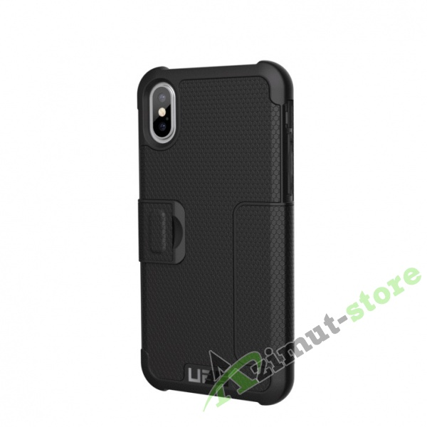 UAG Metropolis for iPhone X/XS Black (Черный)