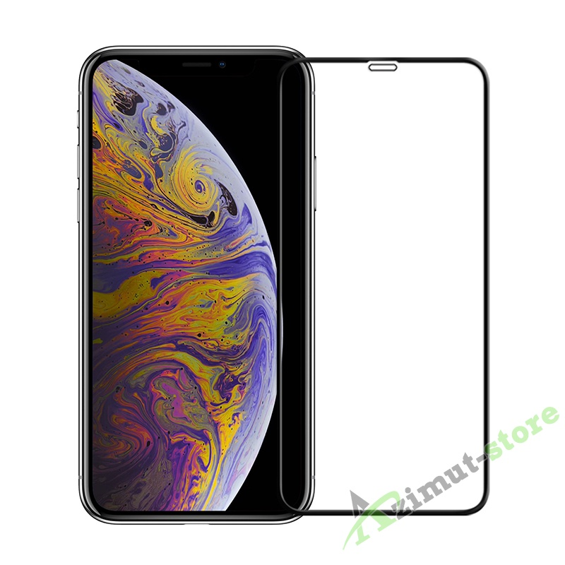 Защитное 3D стекло ANMAC 9H Tempered Glass Guardian Series для iPhone XS Max