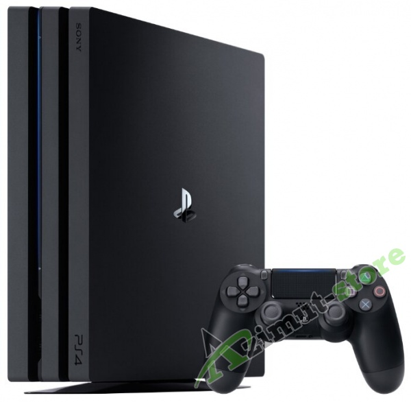 Sony PlayStation 4 Pro 1TB Black CUH-7216B