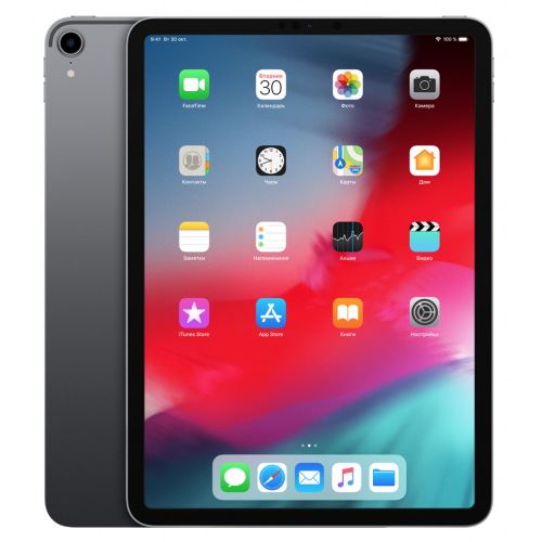 Apple iPad Pro 11 256Gb Wi-Fi (Space Gray / Серый Космос)