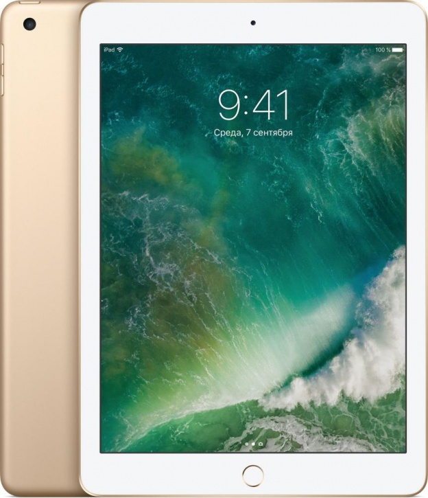 Apple iPad 128Gb Wi-Fi + Cellular(Gold)