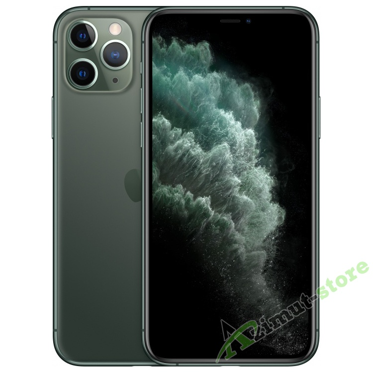 Apple iPhone 11 Pro 256GB Midnight Green EU
