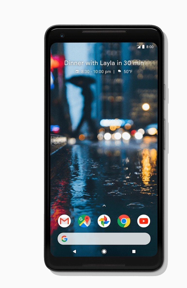 Google Pixel 2 XL 128GB (Just Black)