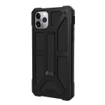 Чехол UAG Monarch Series для iPhone 11 Pro Max Black (Черный)