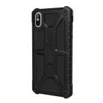 Чехол UAG Monarch Series для iPhone XS Max Black (Черный)