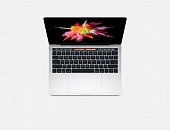 "Apple MacBook Pro 15"" Retina Mid 2017 MPTV2RU/A, Intel Core i7 2.9Ghz, 16Gb, SSD 512Gb, Touch Bar, Silver"