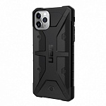 Чехол UAG Pathfinder Series для iPhone 11 Pro Max Black (Черный)