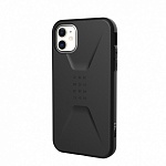 Чехол UAG Civilian Series для iPhone 11 Black (Черный)