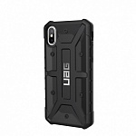 Чехол UAG Pathfinder Series для iPhone X/XS Black (Черный)