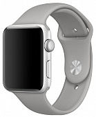 Mokka Sport Band Gray (Серый) for Apple Watch (Series 1/2/3/4) 42mm/44mm